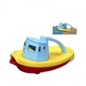 Green Toy - Environmentally Friendly Tug Boat Water Toy for Pool or Bath - Ages  .