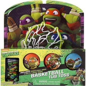 "Teenage Mutant Ninja Turtles Bathtub Basketball ""Tub Toss"" Gift Set"