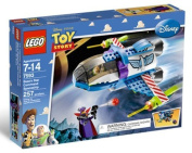 LEGO Toy Story 7593 Buzz's Star Command Spaceship by LEGO