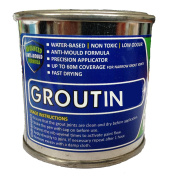 White Tile Grout Paint ideal to refurbish tile grout in bathrooms and kitchens