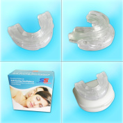 Snoring Science Adjustable Snoring Mouth guard and BONUS Nasal Dilator Set, Anti Snore Devices And Aids To Help You Stop Snoring At Night. The Comfortable Mouthpiece