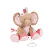 Nattou Charlotte & Rose Musical Rose The Elephant