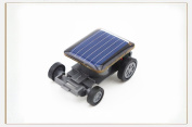 Excellent.advanced® World's Smallest Solar Car Creative Children's Toys Solar Cars Environmentally Friendly Cars