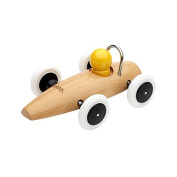 Wooden Toy Race Car