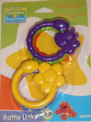 Regent Baby Products Sesame Street Beginnings, Rattle Links