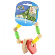 Twisty Hexi Rattle Assorted