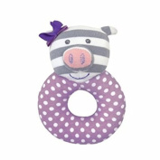 Organic Farm Buddies Rattle, Penny the Piggy