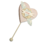 Bethany Lowe Baby - Baby Rattle DF7630