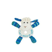 Wee Blessings Levi the Little Lamb Rattle