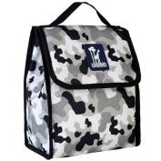 Wildkin Grey Camo Munch 'n Lunch Bag by Wildkin