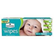 Member's Mark Premium Baby Wipes, 1000 ct. (10 packs of 100) by Member's Mark