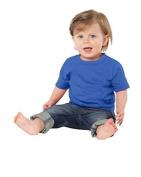 Precious Cargo Infant 160ml 100% Cotton T-Shirt 06M Royal by Precious Cargo