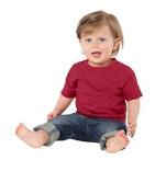 Precious Cargo Infant 160ml 100% Cotton T-Shirt 12M Red by Precious Cargo