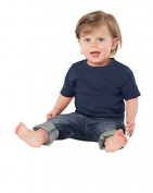 Precious Cargo Infant 160ml 100% Cotton T-Shirt 18M Navy by Precious Cargo