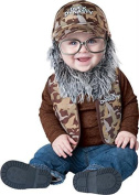 Duck D Baby Uncle Si Tod 12-18 by Morris Costumes