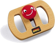 BRIO Gripable 'Hole' Rattle #30168