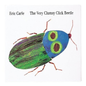 Eric Carle Collection- The Very Clumsy Click Beetle book
