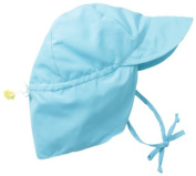 i play Little Unisex Child Solid Flap Sun Hat (Baby/Toddler) by i play.