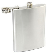 Great Value Other Wedding Supplies 240ml Stainless Steel Hip Liquor Alcohol Flask Wedding or Outdoor Use Wine Pot by Mzanzi