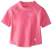 i play. Baby Unisex Short Sleeve Rash Guard UPF 50+ by i play.