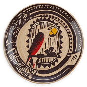 Disneys Enchanted Tiki Room Bamboo Plate by Disney