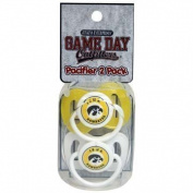 NCAA Iowa Hawkeyes Infant Pacifier by Game Day Outfitters