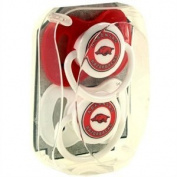 NCAA Arkansas Razorbacks Infant Pacifier by Game Day Outfitters