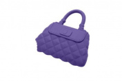 Jellystone Designs Handbag Silicone Teether - Delilah Purple by Jellystone Designs