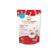 Happy Baby happy yogis Yoghurt Snacks - Strawberry - 30ml by HAPPYBABY