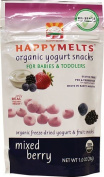 Happy Baby happyyogis Organic Superfoods Yoghurt and Fruit Snacks Mixed Berry -- 30ml by HAPPYBABY