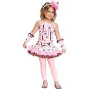 Sweet Cupcake Toddler Costume by Official Costumes