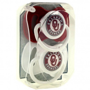 NCAA Oklahoma Sooners Infant Pacifier by Game Day Outfitters