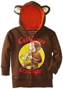 Curious George Little Boys' Costume Fleece by Curious George