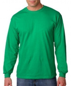 GILDAN G5400 Heavy CottonTM 160ml Long-Sleeve T-Shirt - IRISH GREEN - M by Gildan