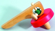 The original Toy Company Hand Spinning Top Red by The Original Toy Company
