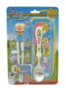 Children Cheater Training Chopsticks & Spoon set Penguin by Edison