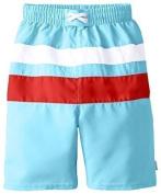 i play. Baby Boys' Ultimate Swim Nappy Block Boardshort UPF 50+ by i play.