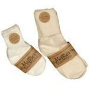 Maggies Functional Organics Natural Cotton Anklet Sock by Maggies Functional Organics
