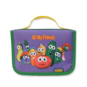 "Enesco VeggieTales, ""All My Friends"" Fabric Photo Album, 10cm by 15cm by Enesco"