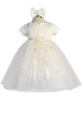 KID Collection Big Girls' Wedding Flower Girl Pageant Dress by Kid Collection