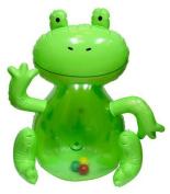 Hedstrom Baby Bop Jingly Frog Inflatable Bopper by Hedstrom
