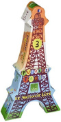 Vilac Set of 3 French Landmark Puzzles by Vilac