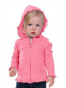 Kavio! Infants Sunflower Long Sleeve Zip Hoodie by Kavio