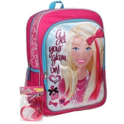 """Barbie 41cm """"Get Your Glam On"""" Backpack by Accessory Innovations"""