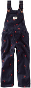 OshKosh B'gosh Baby Girls' Print Overall (Baby) - Blue by OshKosh B'Gosh