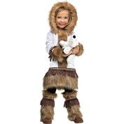 Fun World Costumes Baby Girl's Eskimo Toddler Costume by Fun World Costumes