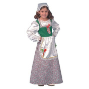 Dutch Girl Costume Set by Dress Up America