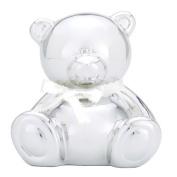 C. R. Gibson Ceramic Piggy Bank, Teddy Bear by C.R. Gibson