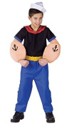 Popeye Toddler Costume (3T-4T) by Official Costumes