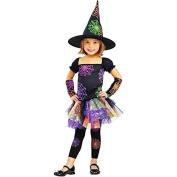 Fun World Costumes Baby Girl's Wild Witch Toddler Costume by Fun World Costumes